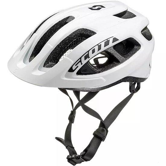 SCOTT Supra Fahrradhelm in Weiß pder Schwarz für je nur 33,66€ (statt 42€)