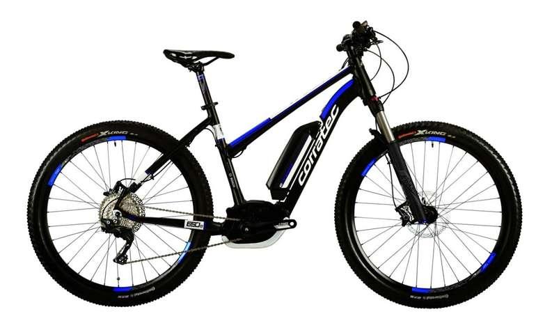 Sportschnäppchen E-Bike Sale mit 60% Rabatt - z.B. Corratec E-Power X-Vert 650B CX Trapez für 1.449,59€