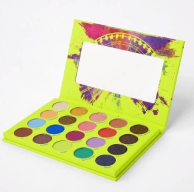BH-Cosmetics: Bis zu 55% Rabatt auf ausgewählte Lidschatten Paletten, Pinsel Sets & mehr