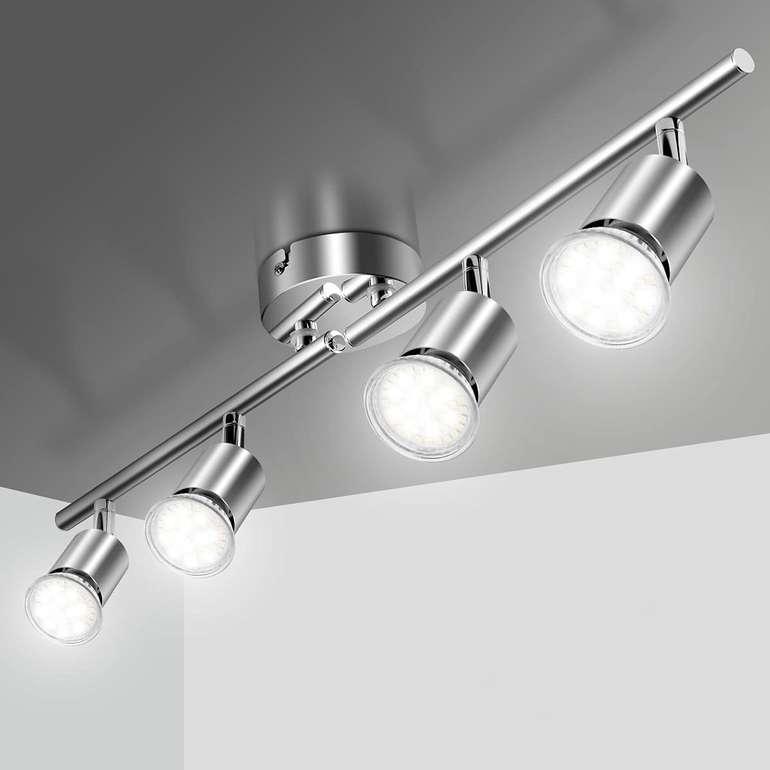 Efelandhome LED Deckenleuchte (GU10) für 11,99€ inkl. Prime Versand (statt 23€)