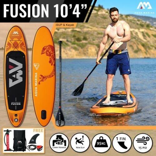 Aqua Marina Fusion Stand Up Paddle Board 2019 für 278,49€ inkl. Versand