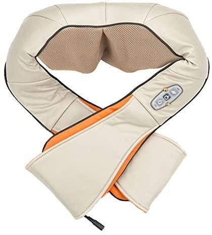 Wolketon Nackenmassagegerät mit Wärmefunktion für 20,29€ inkl. Versand (statt 29€)