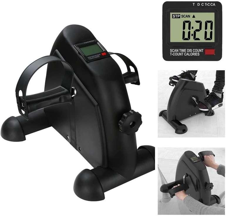 TolleTour Mini Bike - Arm- und Beintrainer mit LCD-Display für 33,14€ inkl. Versand (statt 48€)