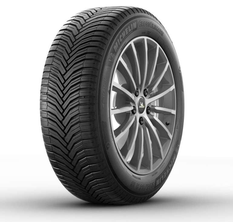 Preisfehler? Michelin CrossClimate+ 215/60 R16 99V Ganzjahresreifen für 54,04€ (statt 108€)