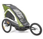 Merida Kinderfahrradanhänger Sedan Duo in grün für 294,39 € (statt 399€)