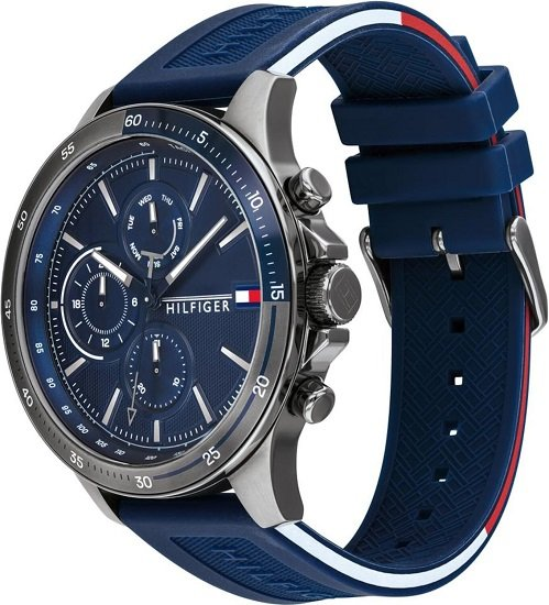 Tommy Hilfiger Bank Herrenuhr