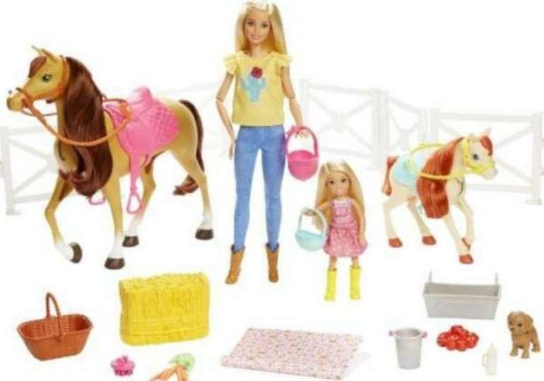 Mattel Barbie Reitspaß (FXH15) für 23,09€inkl. Versand (statt 57€)
