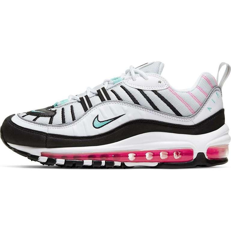 Nike Sportswear Damen Sneaker 'Air Max 98' für 69,93€ inkl. Versand (statt 99€)