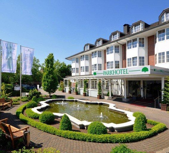 Kamp-Lintfort: 2 ÜN im Wellings Parkhotel inkl. Frühstück & 3-Gang-Menü ab 114€ p.P.