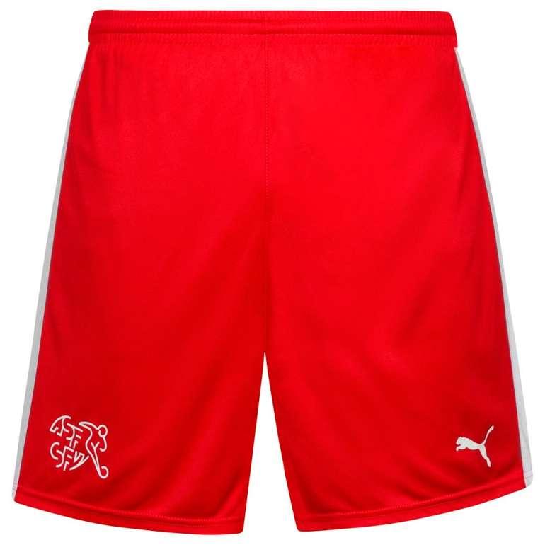 Schweiz Puma Damen Heim Shorts in zwei Farben für je 10,94€ (statt 13€)