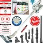 Hoover HF822OF011 2in1 Akkusauger mit LED-Licht für 149,99€inkl. Versand (statt 159€)