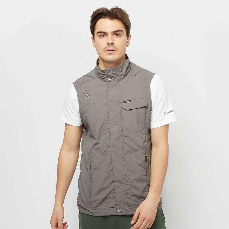 Columbia Sportswear Silver Ridge II Herren Weste für 38,99€ inkl. Versand (statt 52€)