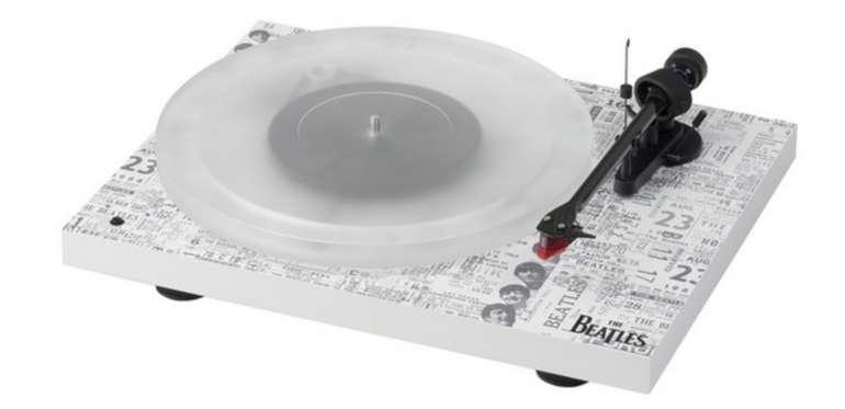 Diverse Pro-Ject Plattenspieler - z.B die Hard Rock Café Variante für 208,90€ inkl. Versand
