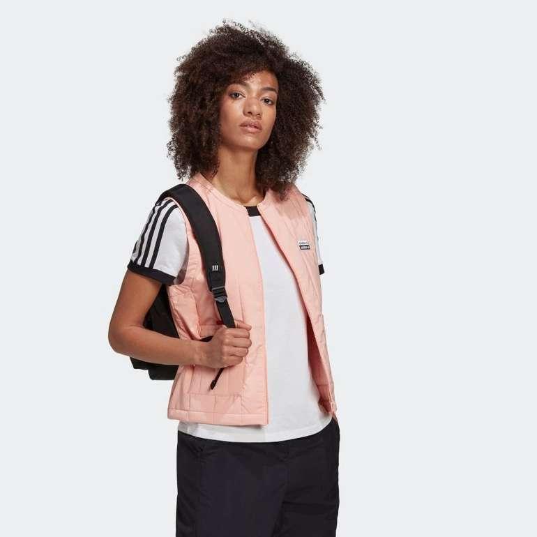 Adidas R.Y.V. Weste in Rosa für 39,37€ inkl. Versand (statt 49€)