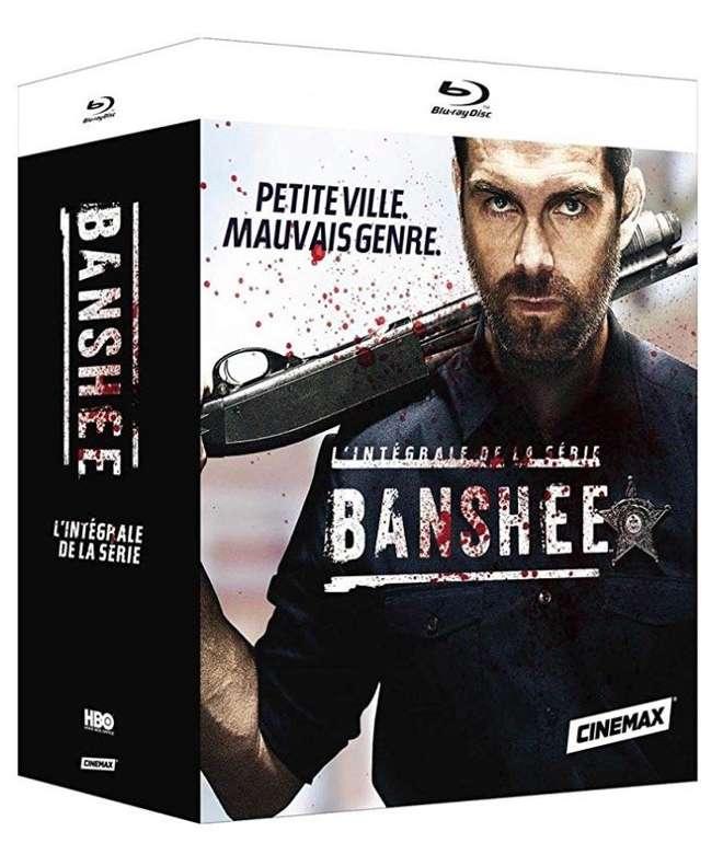 Preisfehler? Banshee - Die Komplette Serie (Blu-ray) für 19,35€ inkl. Versand (statt 50€)