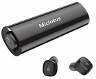 Miclotus Bluetooth In Ear Kopfhörer (Noise Cancelling, IPX5) für 22,01€ (Prime)