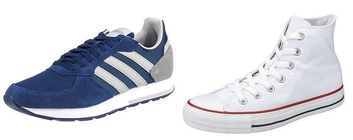 Mirapodo: 15% Rabatt auf Damen & Herren Sneaker, z.B. adidas…