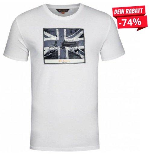 Verschiedene Ben Sherman T-Shirts für je 12,99€ inkl. Versand