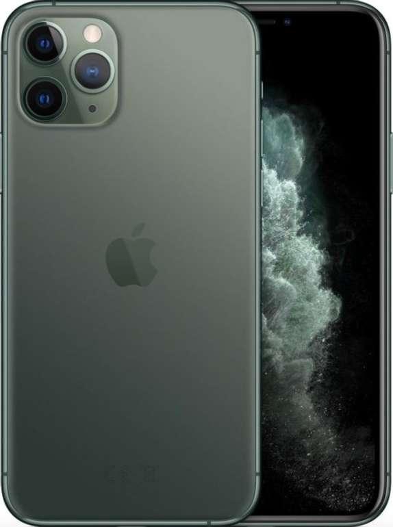 Apple iPhone 11 Pro 64GB (79€) + Vodafone green Allnet mit 40GB LTE für 39,99€ mtl.
