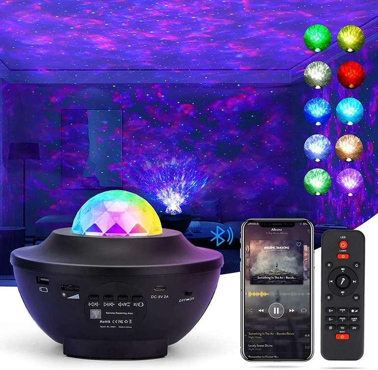 Jagdag LED Sternenhimmel Projektor für 19,87€ inkl. Prime Versand (statt 28€)