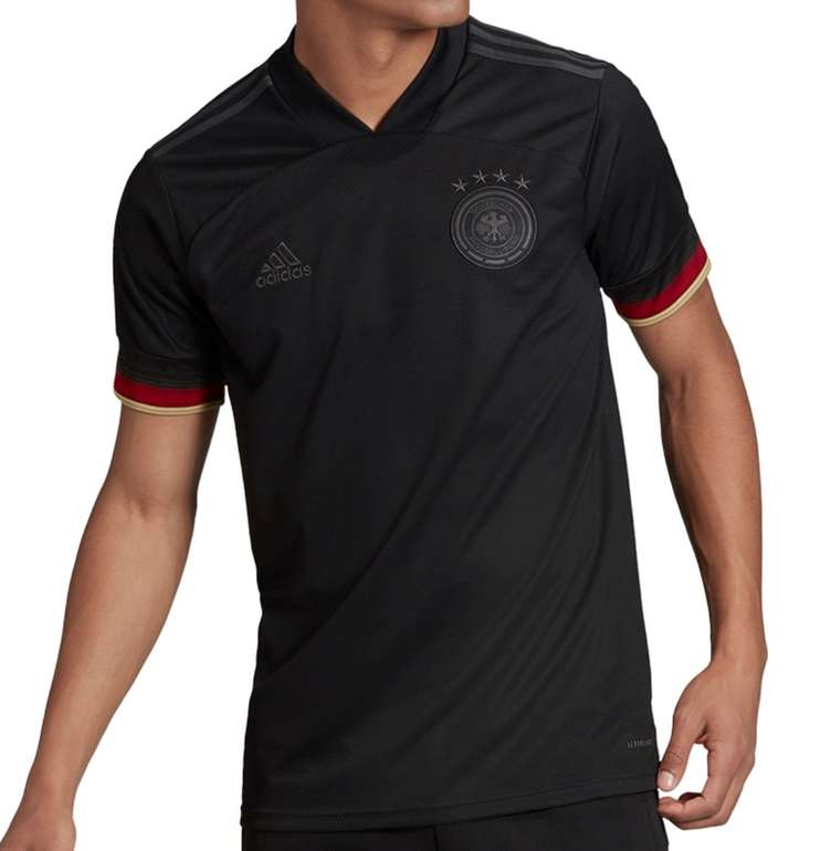 Adidas DFB Deutschland Herren Auswärtstrikot EM 2021 für 53,99€ (statt 70€)