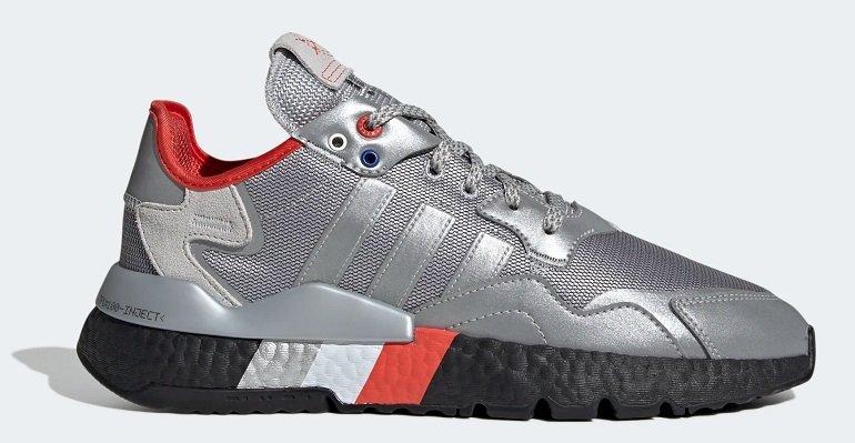 """adidas Originals Nite Jogger im """"Silver Metallic""""-Colourway für 54,57€ inkl. Versand (statt 78€)"""