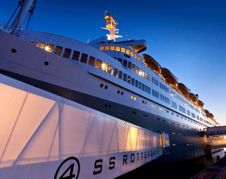 Rotterdam: 1 ÜN im 4* SS Rotterdam Hotel (Frühstück, kostenfreier Parkplatz) für 59€ p.P