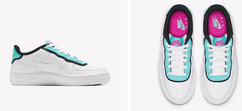 Nike Air Force 1 LV8 1 DBL Kinder Sneaker für 67,97€ inkl.…