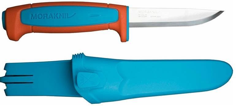 Mora Basic 546, 2018 Edition Stainless feststehendes Messer für 6,99€ inkl. VSK