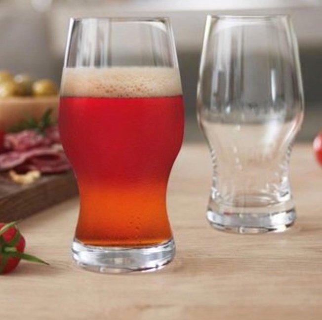 8er Set Leonardo Taverna Biergläser (Glas, Inhalt 0,33 Liter, Höhe 15 cm) für 16,36€ inkl. Versand (statt 20,48€)
