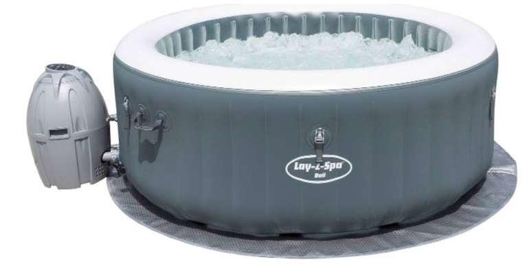 Bestway Lay-Z-Spa Whirlpool Bali mit 180cm x 60cm für 360,99€ (statt 500€)