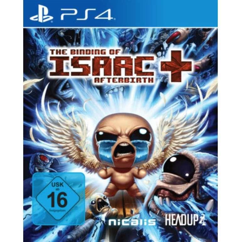 The Binding of Isaac: Afterbirth+ (PS4) für 15€ inkl. Versand (statt 20€)