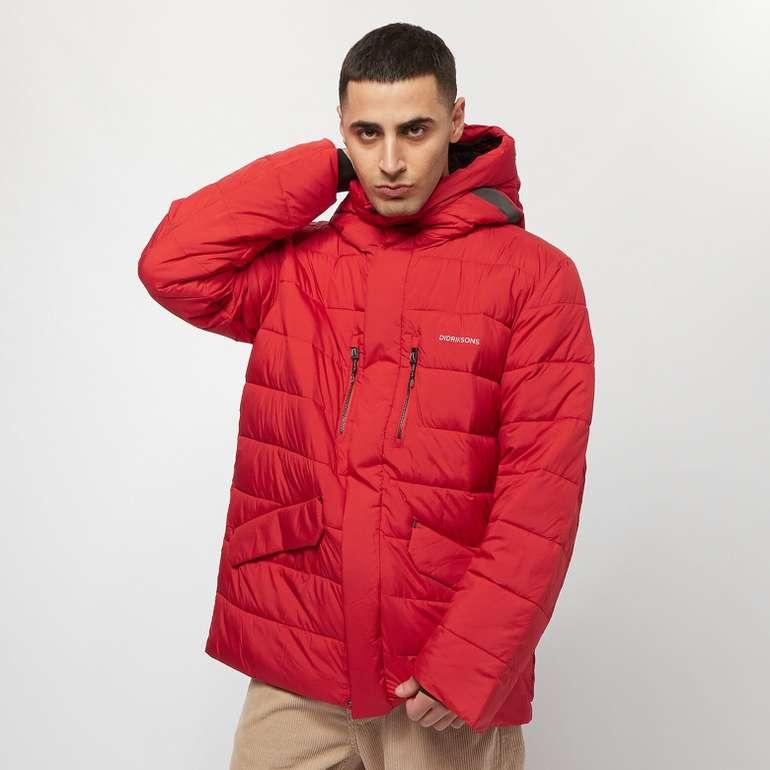 Didriksons Paul Mens Jacket red für 98€ inkl. Versand (statt 132€)