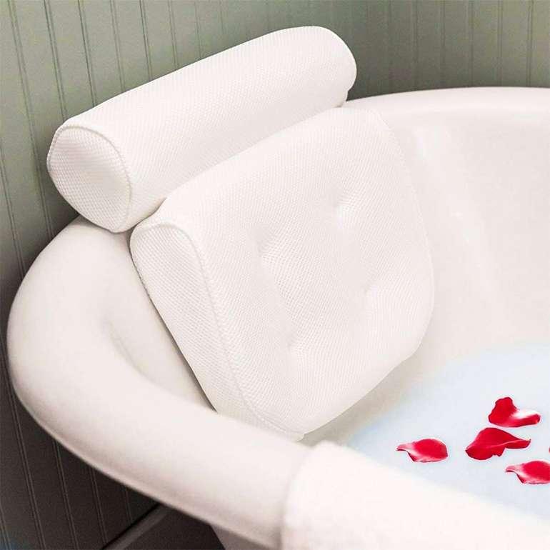 Essort Komfort Badewannenkissen mit Saugnäpfen für 14,99€ (Prime)
