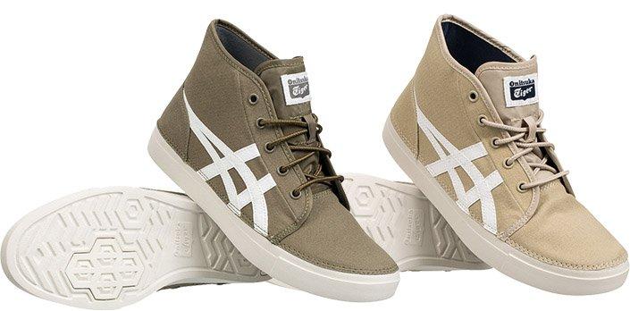 ASICS Onitsuka Tiger Claverton MT Unisex Sneaker für 13,94€ (statt 30€)