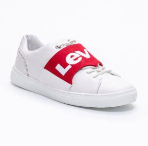 Levis Footwear Sale mit bis zu 65% Rabatt, z.B. Batwing Herren Sneaker ab 39,99€