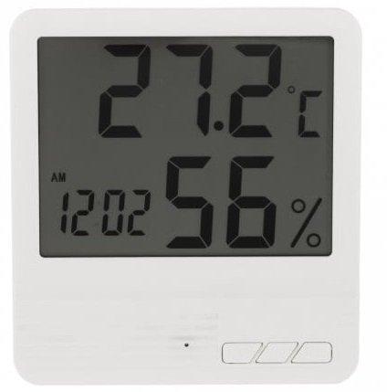 Indoor Hygrometer mit LCD Anzeige für 4,51€ inklusive Versand