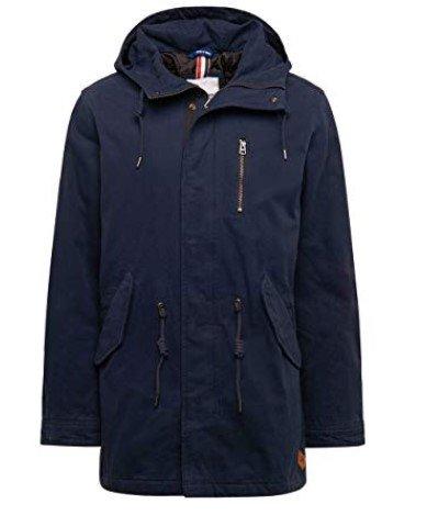Jack & Jones Winterparka 'Beck' in navy und dunkelgrün für 63,92€ inkl. Versand (statt 100€)