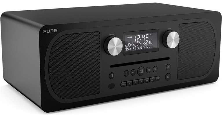 Pure Evoke C-D6 DAB+- Bluetooth Radio für 149,95€inkl. Versand (statt 181€)
