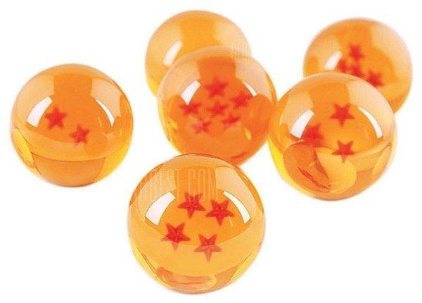 Für Fans: Alle 7 Dragonballs nur 3,63€ inkl. Versand