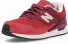 New Balance 530 Sneaker in rot (Größe 41,5 bis 42,5) für 44,24€ (statt 60€)