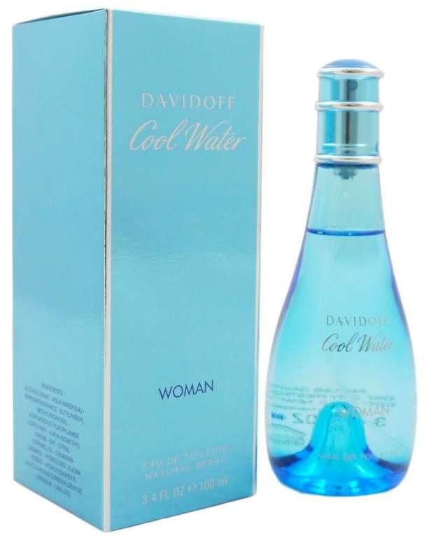 Davidoff Cool Water Woman Eau de Toilette 100ml für 21,78€ inkl. Versand (statt 25€)