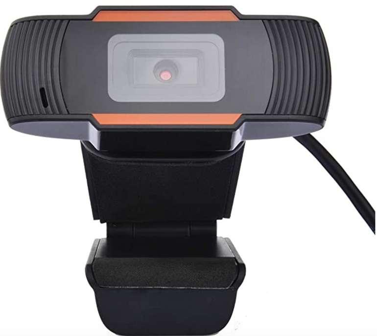 Docooler A870 - 1080p USB Webcam mit eingebautem Mikrofon für 15,99€ inkl. Versand (statt 32€)