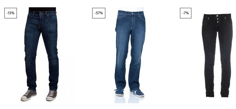 Jeans-Direkt Denim Deal