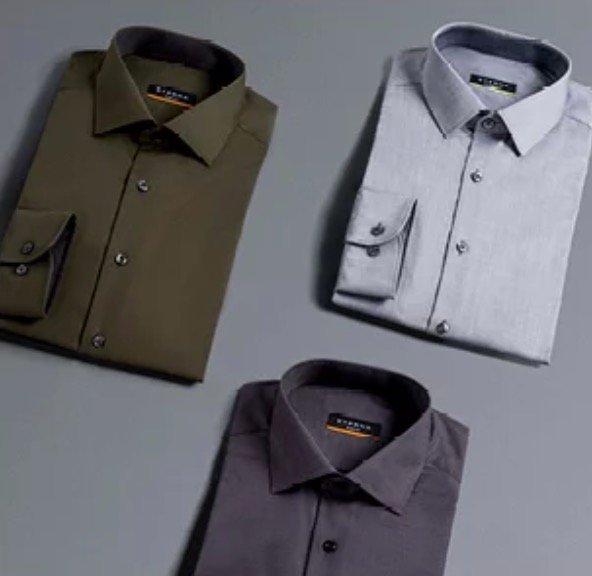 Eterna: 2 Hemden nach Wahl (ca. 120 Farben / versch. Modelle) für nur 75€
