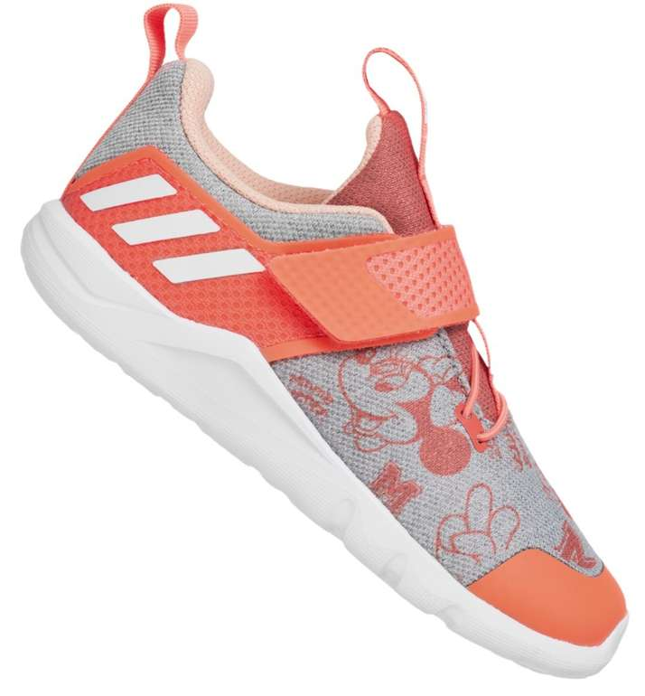 Adidas x Disney Minnie RapidaFlex Kinder Sneaker für 27,94€ inkl. Versand (statt 35€)