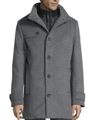Tom Tailor Herren Mantel für 74,99€ inkl. Versand (statt 101€)