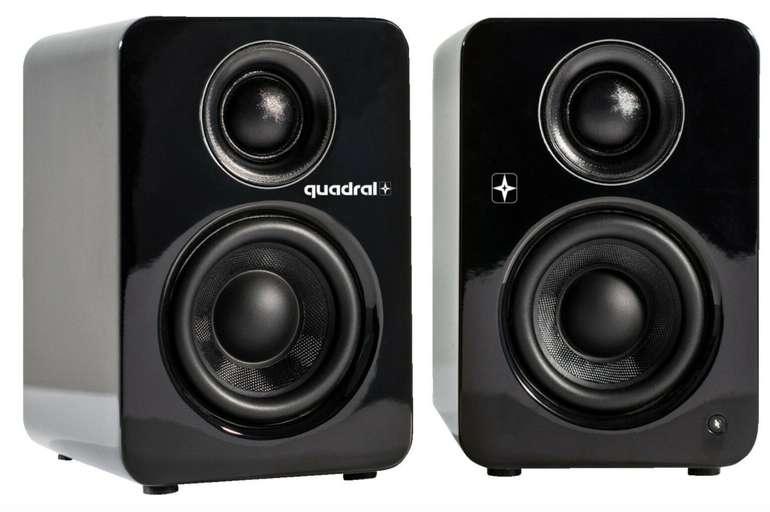 1 Paar Quadral Breeze Blue L Lautsprecher mit 2x 35 Watt für 107,10€ (statt 191€)