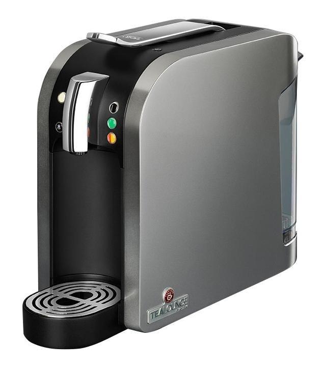 Teekanne Tealounge System Brilliant Silber Teekapselmaschine für 19,99€ (B-Ware)