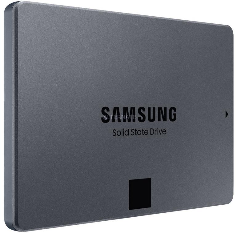 Samsung 860 QVO SSD 2TB für 200,89€ inkl. Versand (statt 225€) - Paydirekt!
